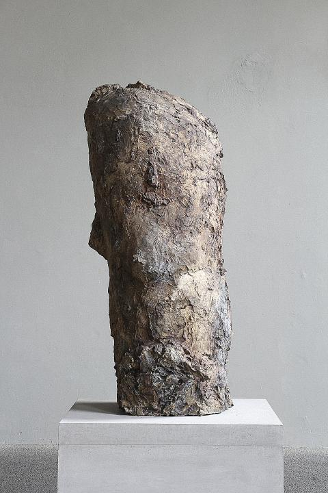 Hans Josephsohn, Untitled, 1991