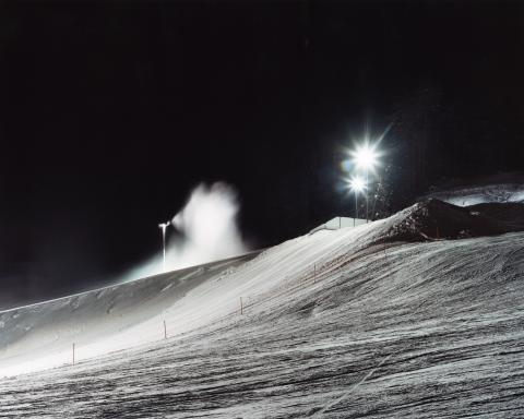 Jules Spinatsch,  Snow Management Scene B3, 2004
