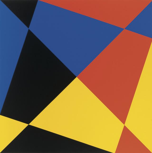 Max  Bill, Composition, 1967