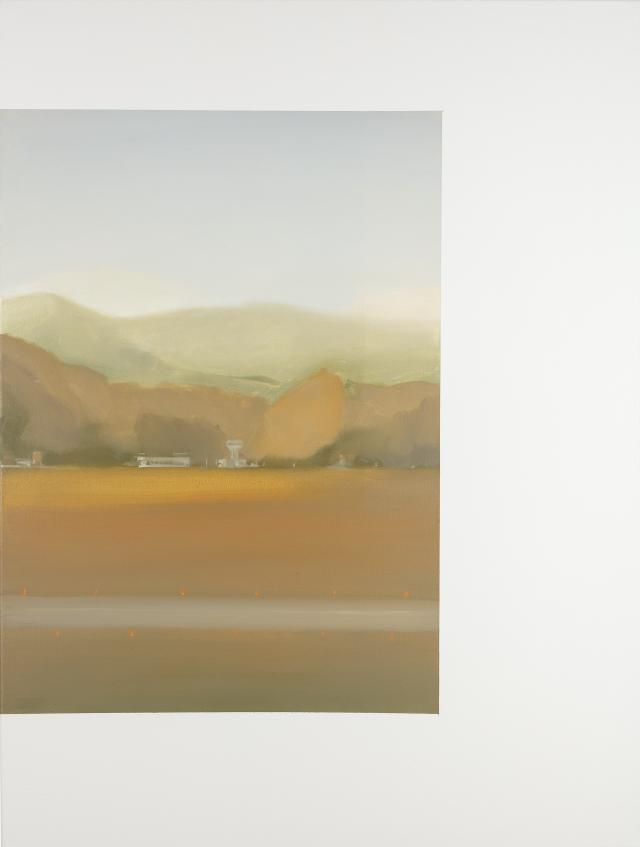 Koka Ramishvili, Back to the Future : Aerodrome in Mountains N1 , 2011