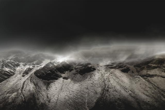 Annelies Štrba, Mountains, Montagnes, 2006