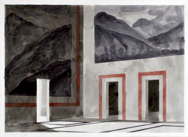 Thomas Huber, Pictet paysage, 2005